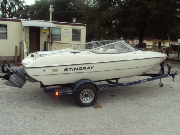 Stingray 180